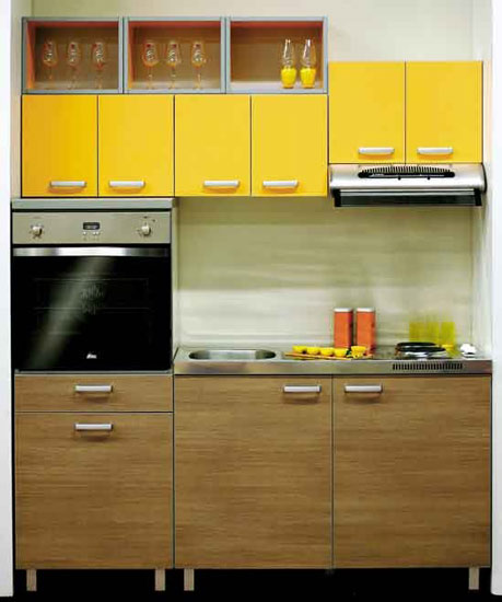 Modular kitchen designs in delhi india for Indian kitchen designs for small kitchens