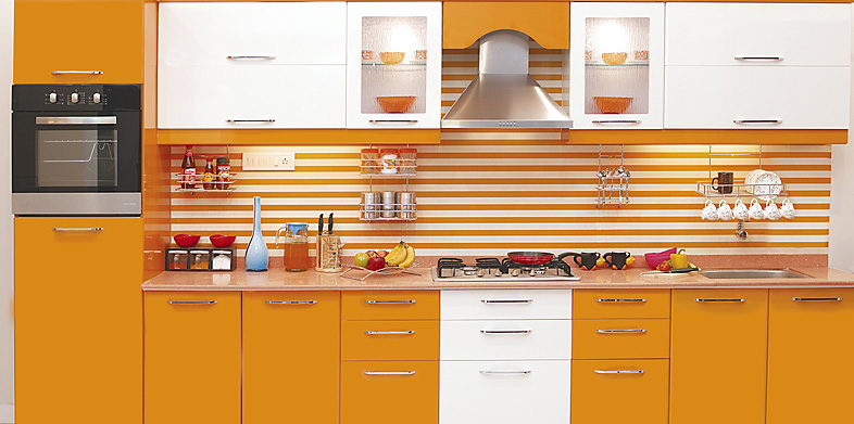 modular kitchen design india photos. condor spacious u shaped