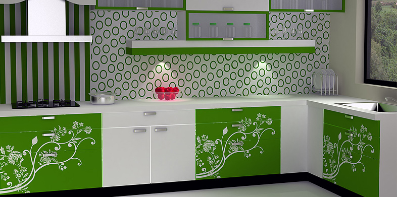 Select modular kitchen in delhi india kitchen designs for Furniture design images in india