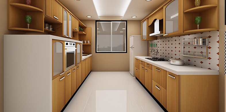 small parallel kitchen design select modular kitchen in delhi india kitchen designs 5538