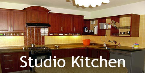 Studio Kitchen Contemporary Kitchen Design