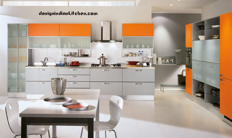 Design Indian Kitchen MODULAR KITCHEN 3D IMAGES IN DELHI  INDIA