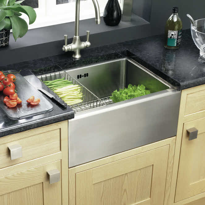 Modular Kitchen Sinks Faucets In Delhi India Kitchen