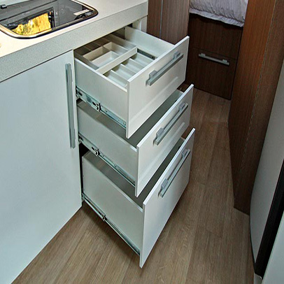 Modular Kitchen Drawer Storage Units In Delhi India