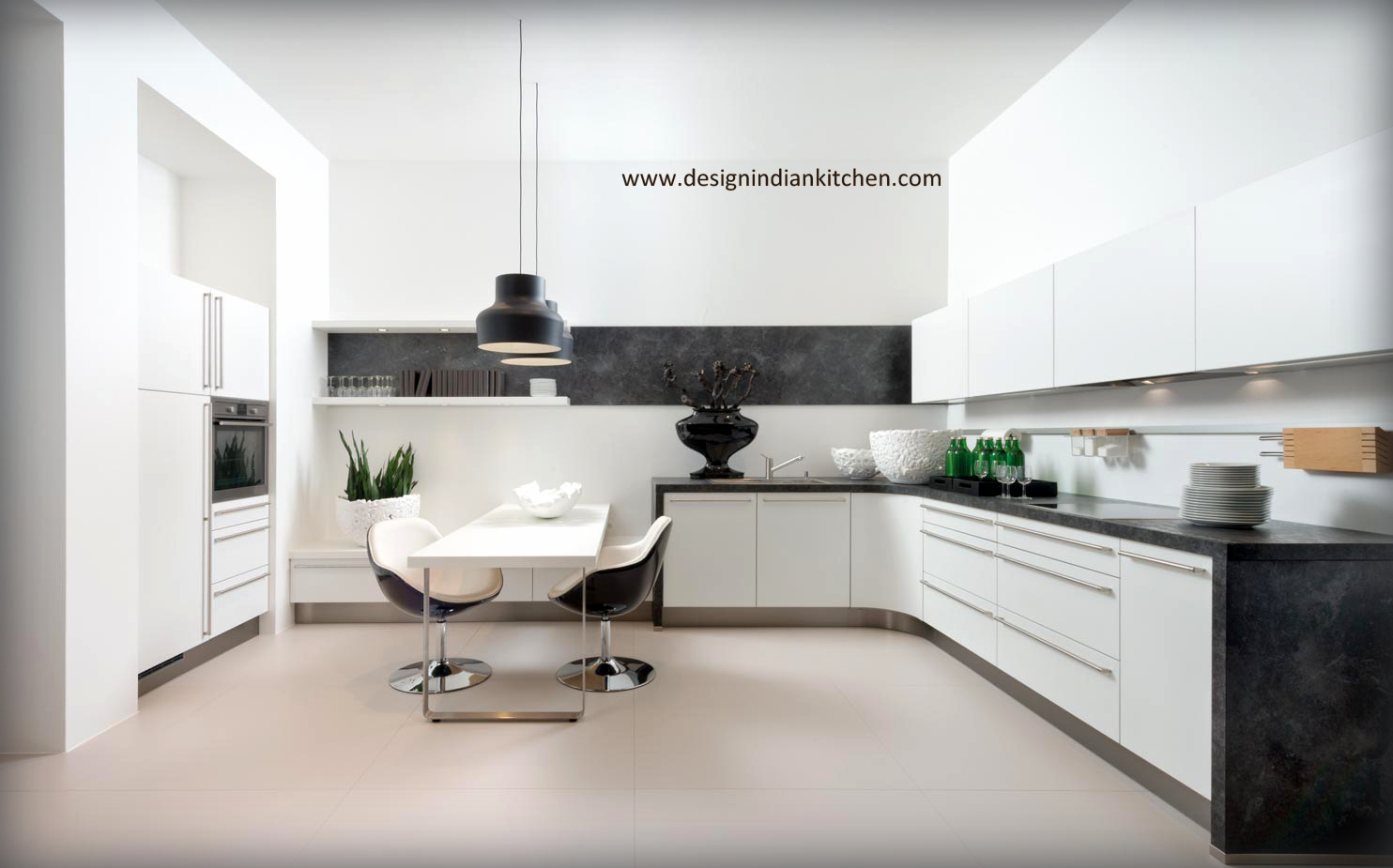 Modular Kitchen Design Concepts
