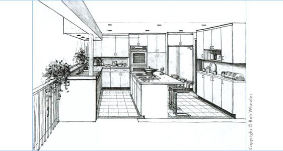 Kitchen planning guide complete guide to plan your for Plan your kitchen