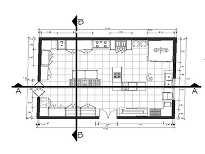 Modular Kitchen Planning on home design and floor plans