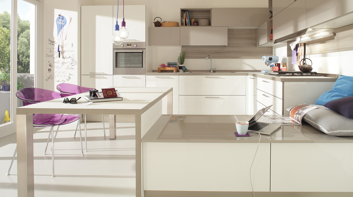 Veneta Cucine Modular Kitchen India: Timbor cucine modular kitchen ...