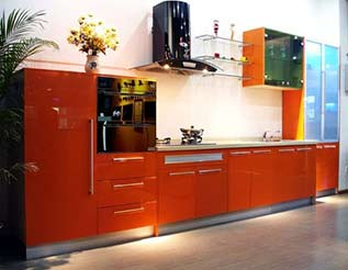 Modular Kitchen Latest Design